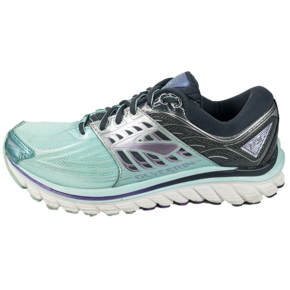 d2e267333d383 Brooks Shoes - Brooks Glycerin 14 Running Shoes Womens Size 6.5